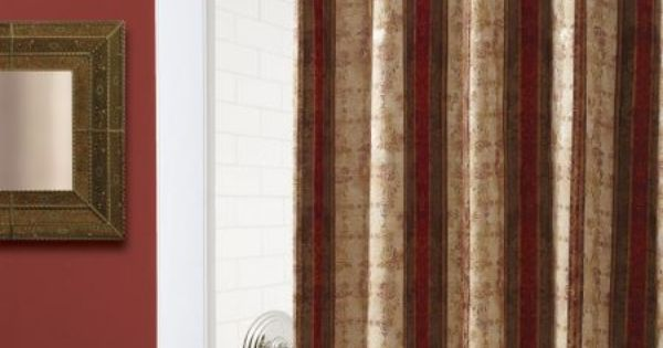 Croscill Villanova Shower Curtain - stunning and sophisticated with ...