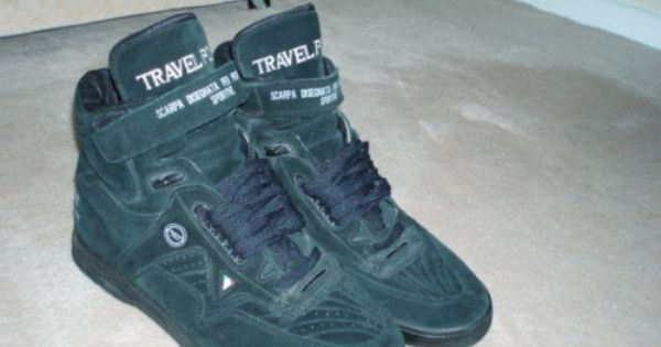 Travel Fox Shoes  S