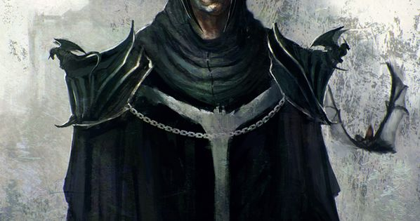 The Dark Knight for the Dark Ages...I would pay money to see