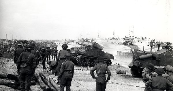 d-day ww2 juno beach