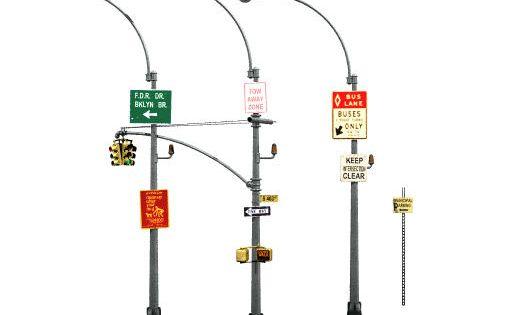 Standard Nyc Quot Quarter Loop Quot Davit Style Mast Lamppost