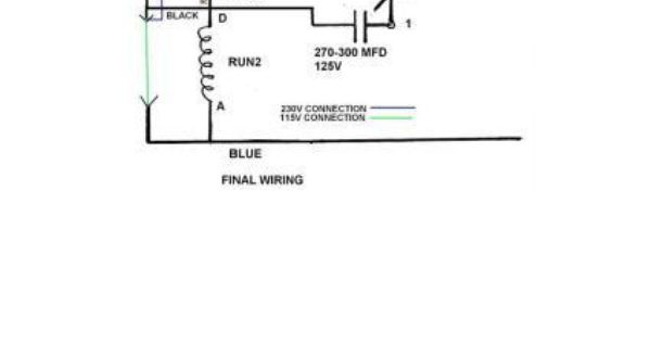motor reversing switch schematic wiring shopsmith motors and finals