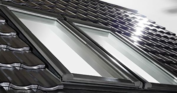 Innovation Across The Board With Roto Roof Windows Roof Window Roof Windows