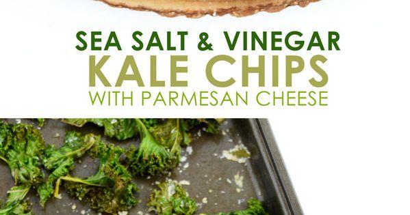 Sea Salt and Vinegar Kale Chips (Nakano) | Recipe | Kale Chips, Kale ...