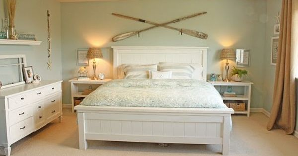 "guest room!! From the blog ""3 Meadow Lake Cottage"""
