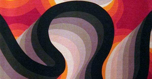Barbara Brown for Heal's Fabrics (1965) Galleria | Barbara Brown, 1969. English