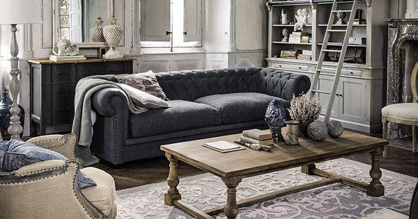 meubles d co d int rieur classique chic maisons du monde id es pour la maison. Black Bedroom Furniture Sets. Home Design Ideas