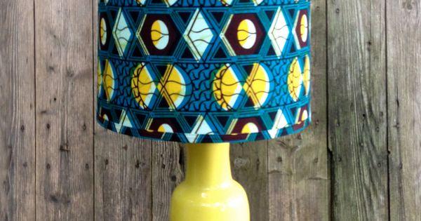aime cette d coration afro tendance style ethnique tissus africains dans le m me. Black Bedroom Furniture Sets. Home Design Ideas