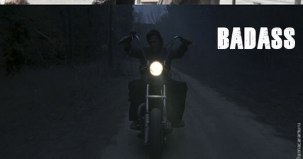The Walking Dead ... Daryl Dixon ... Zombie Killer - Badass -