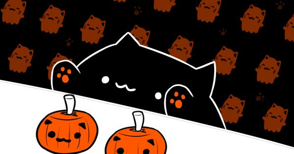Halloween Bongo Cat Bongo Cat Cats Space Cat Halloween Memes