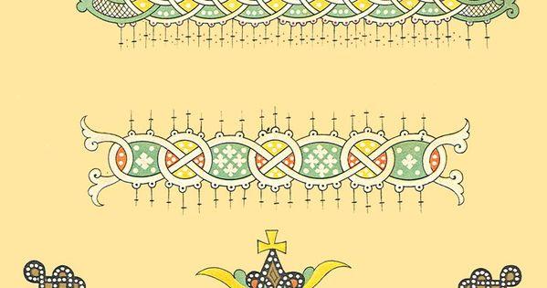 Постигаем сакральную геометрию русских орнаментов