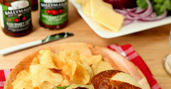 Beef Burger with Homemade Guinness Irish Stout Ketchup | Recipe | Beef ...