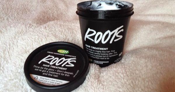 Review Lush Roots Hair Mask Roots Hair Hair Mask Lush