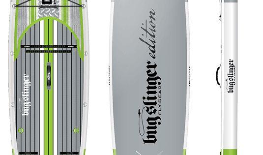 Bote Drift 116 Bug Slinger Inflatable Fishing Paddle Board Standuppaddleboarding Paddle Boarding Paddle Surfing