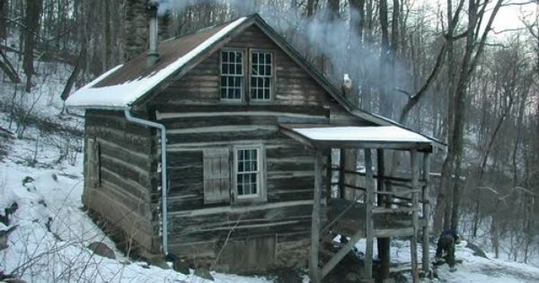 Images Of Old Log Cabins In The Mountins Mountain Cabin