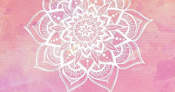 "Namaste (""I bow to the divine in you"") -- Rose Quartz by"