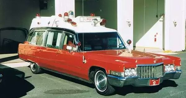 Pin On Ambulance Classic