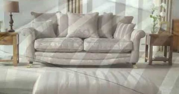 Vienna 4 Seater Scatter Back Fabric Sofa Scs Fabric Sofa Sofa Seater Sofa