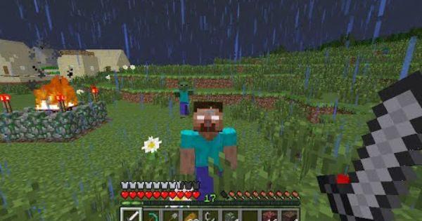 How To Spawn Herobrine In Minecraft 1 8 NO MODS Minecraft 1