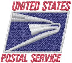 Us Postal Logo Embroidery Design Quilting Software Machine