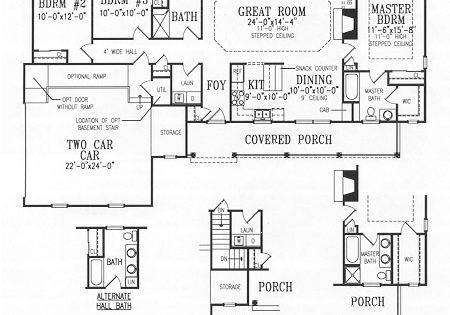1 500 sq ft springfield house for Housedesigner com plans