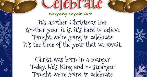 best christmas verses