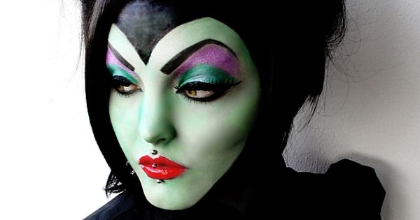 Maleficent by Rose Shock, WOW! - Halloween Costume Ideas