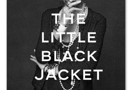 Interested in getting a look at this book. TheLittleBlackJacket is redesigned &