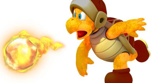 Lava Bro Png Super Mario Sunshine Luigi And Daisy Super Mario Sunshine 2