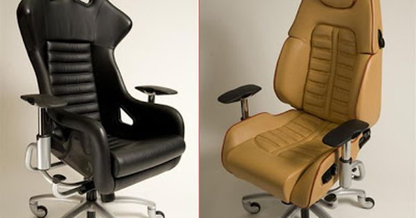 recaro bucket seat office chair. audi car sportscar office chairs made from lamborghini ferrari porsche and corvette seats recaro bucket seat chair