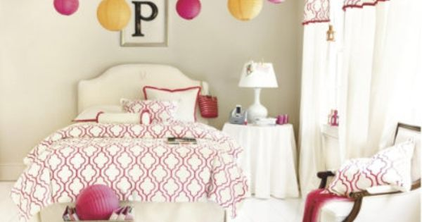 Aimee Pink Bedding Collection - Ballard Designs