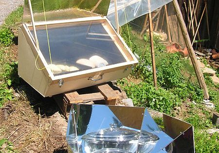how to make solar oven science fair project
