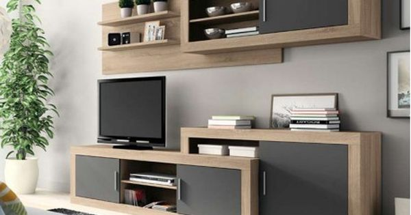 Mueble de comedor vilanova moderno y actual para tu sal n for Modulos para comedor