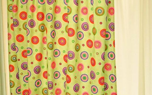 Make Your Own Shower Curtain Instructions I Will Need Help With This But I Am Going To
