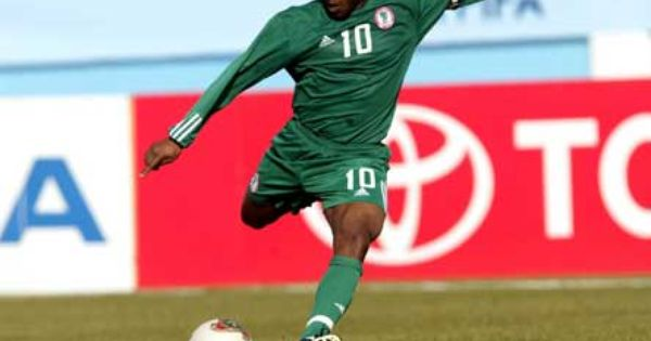 Austin Jay Jay Okocha Is One Of The Best Dribblers Of All Time And He Is The Most Skillful African Player In The History Of The Game He Scored The Goal