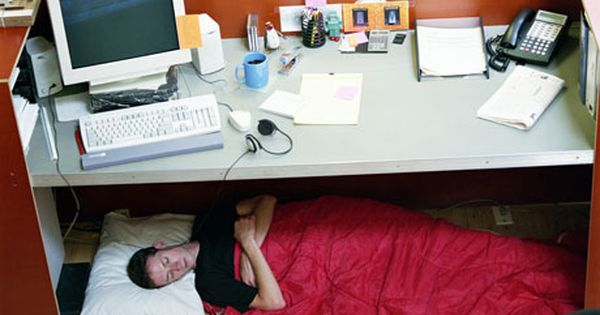 Take A Leaf Out Of George Costanza S Book And Make A Desk Bed Napping At Work Simple Tricks Startup Advice