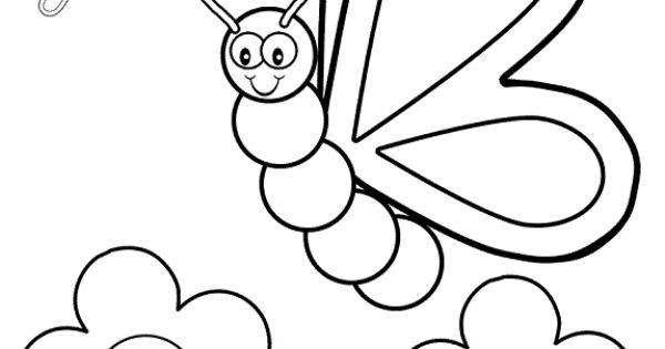 Top 17 Free Printable Bug Coloring