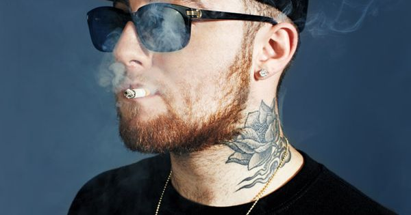 Imagine tattoo mac miller