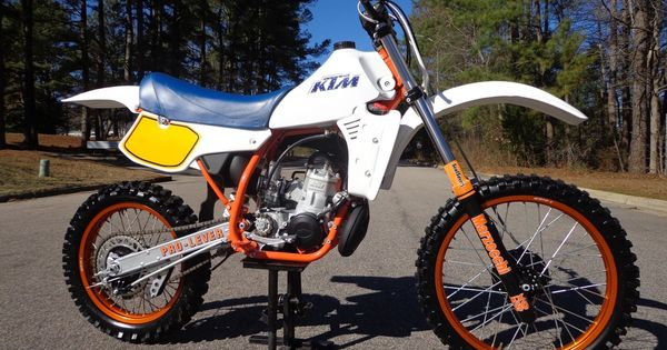 Vintage Mx Bikes Parts And Accessories For Sale