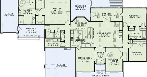 Nelson Design Group Plan Details For Ndg 1401 Total