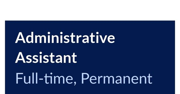 Administrative Assistant Rehab Head Office 21 Beckett Way Park