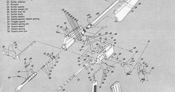 colt ar-15 parts diagram