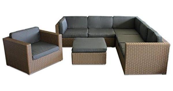 http://ift.tt/1ny1azt lounge gartengarnitur gartenmöbel minnesota, Garten und Bauen