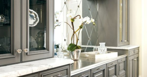 Why you should go for a grey kitchen grey cabinets for Charcoal gray kitchen cabinets