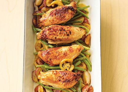 Quick Dinners To Make This Week | Green Beans, Beans and Dinner