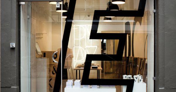 Playtype Concept Store in Copenhagen