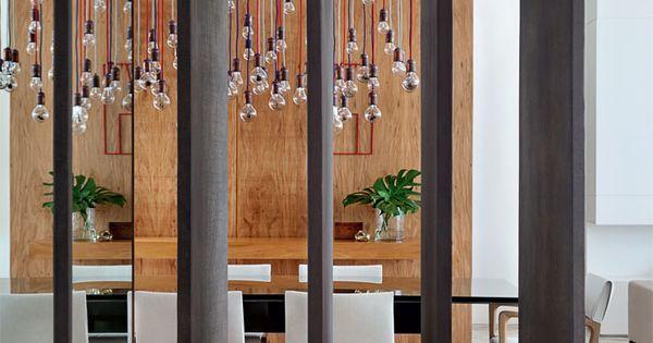 Apartamento em ipanema tem decora o minimalista e for Apartamentos minimalistas
