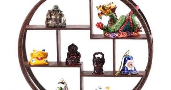 petit meuble chinois rangement figurines et miniatures d coration asiatique. Black Bedroom Furniture Sets. Home Design Ideas