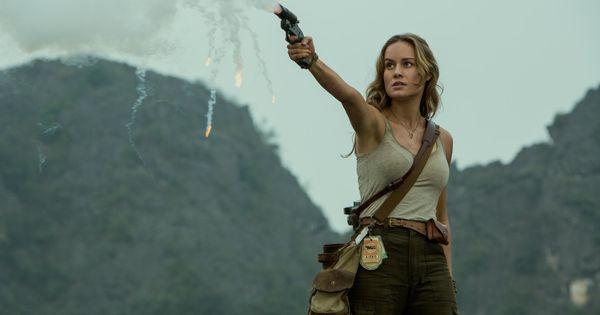 Brie Larson In Kong Skull Island 4 Brie Larson Ganze Filme Ganzer Film Deutsch