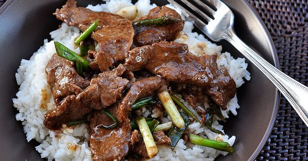 Mongolian Beef. Easy & so tasty. | YUM | Pinterest ...